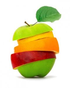 Gemischte Frucht