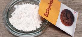 Backpulver gegen Pickel und Akne