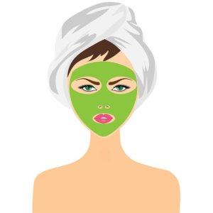 Gesichtsmaske Gegen Pickel Aknehilfenet